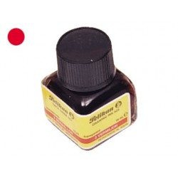 TINTA CHINA PELIKAN BERMELLON