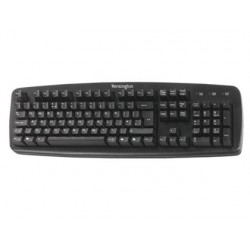 TECLADO VALUE KENSINGTON COLORNEGRO 480X175X40MM TECNOLOGIA USB