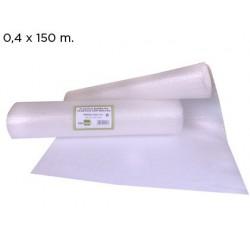 PLASTICO BURBUJA LIDERPAPEL 0.40X150M