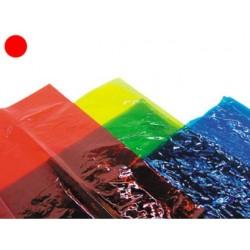 PAPEL CELOFAN LIDERPAPEL ROLLO ROJO -0,60 X 10 MT