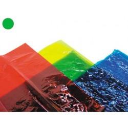 PAPEL CELOFAN LIDERPAPEL ROLLO VERDE -0,60 X 10 MT