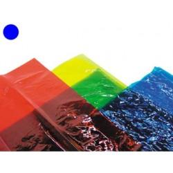 PAPEL CELOFAN LIDERPAPEL ROLLO AZUL -0,60 X 10 MT