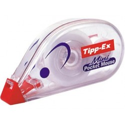 CORRECTOR TIPP-EX CINTA -MINI MOUSE 5 MM X 6 M