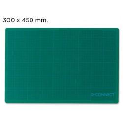PLANCHA PARA CORTE Q-CONNECT -TAMAÐO 300X450 MM A3 -VERDE