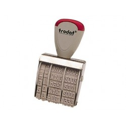 FECHADOR TRODAT 1000 DE 3 MM