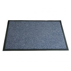 ALFOMBRA FAST-PAPERFLOW ANTIPOLVO LAVABLE GRIS 90X150 CM