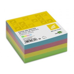 RECAMBIO LIDERPAPEL MULTITACO COLORES TAMAÐO 95X90X40 MM