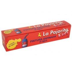 PINTURA LATEX LA PAJARITA -6 COLORES SURTIDOS
